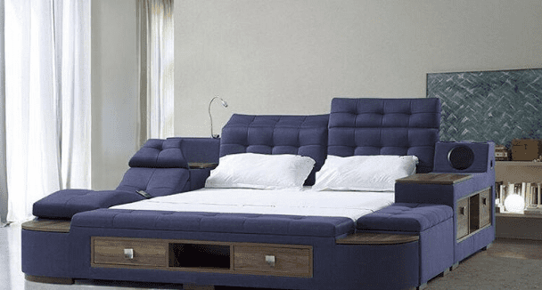 ultimate smart bed x400 blue