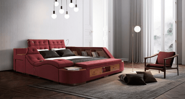 ultimate smart bed x500 red.png